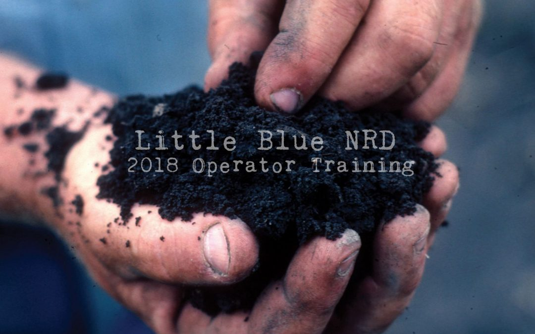 Operator Training Dates Announced
