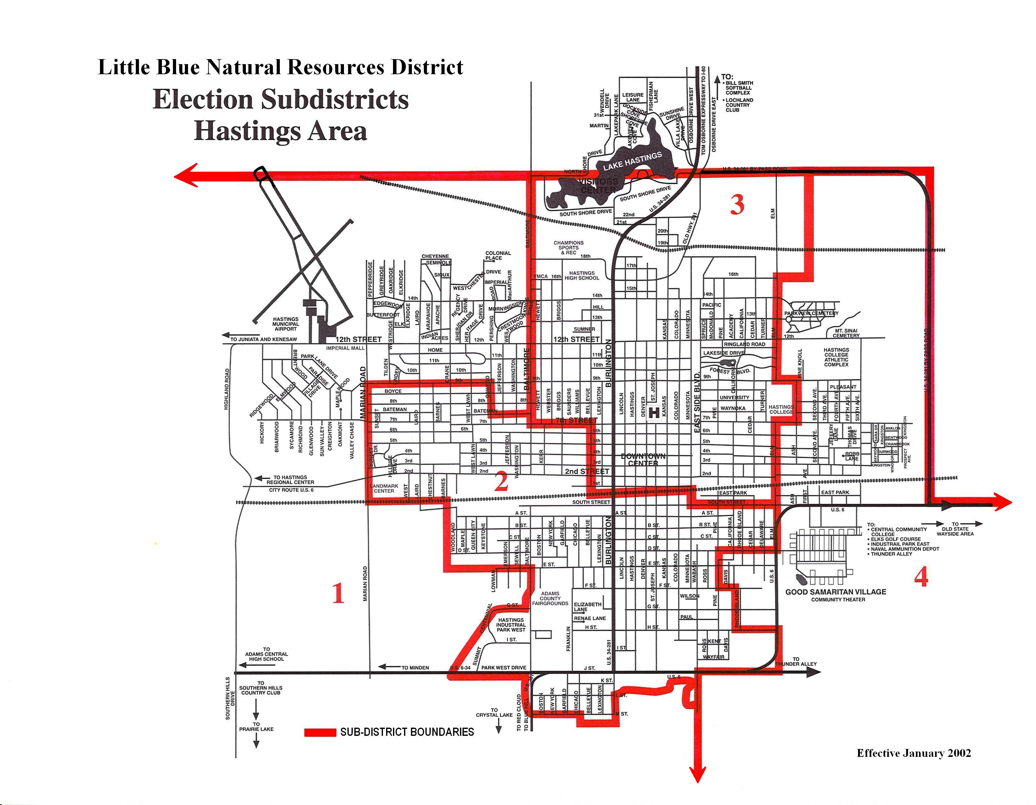 Hastings Subdistricts(2)